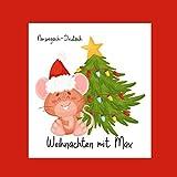 Weihnachten mit Max: Zweisprachiges norwegisch-deutsches Bilderbuch