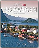 Horizont NORWEGEN - 160 Seiten Bildband mit über 230 Bildern - STÜRTZ Verlag