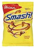 Nidar Smash Original - Norwegische Milchschokolade Snack 100g