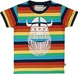 Danefae T-Shirt Organic-Chives Tee arcenciel Erik 5 Jahre