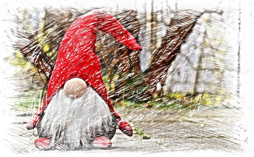 Julenisser in Dänemark - Ohne sie fehlt etwas