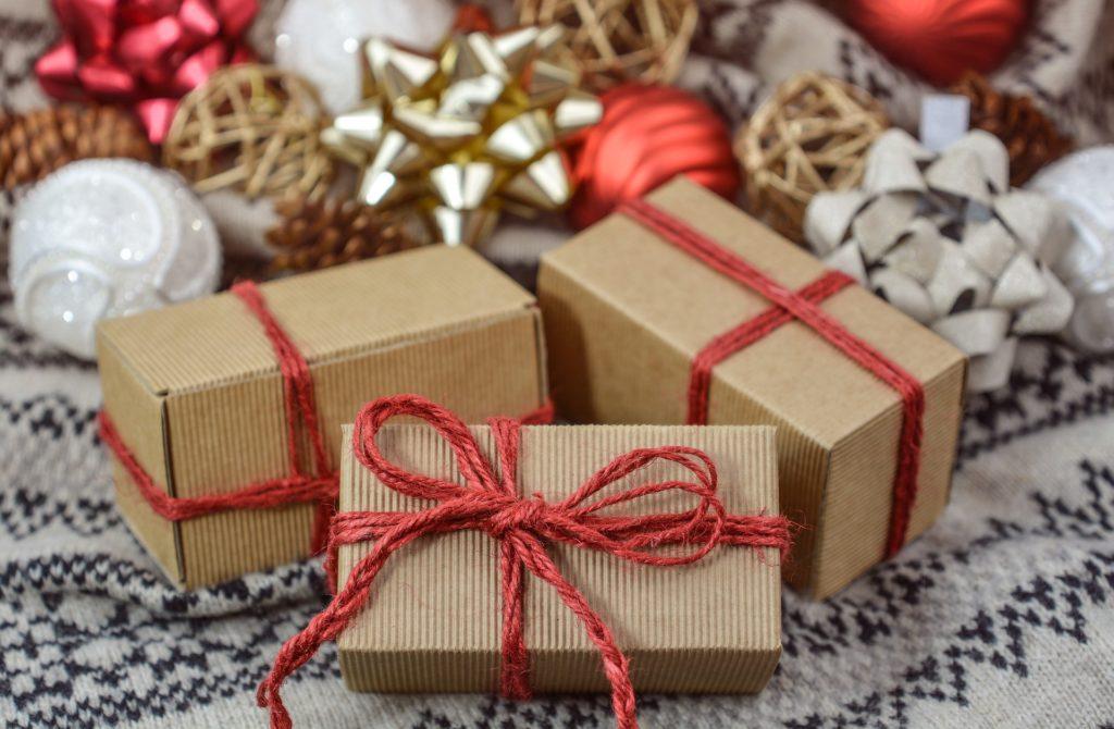 Weihnachtsgeschenke aus Dänemark machen viel Freude